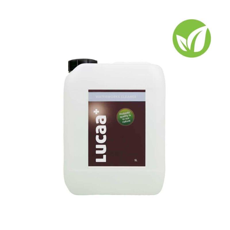 Detergente probiotico LUCAA+ per sistemi di acqua potabile