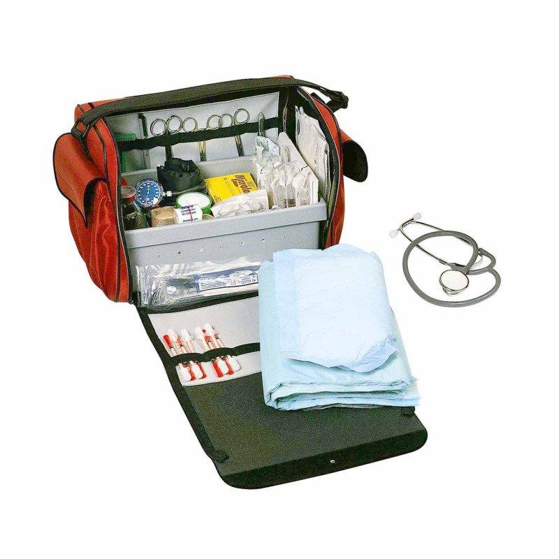 Pflegetasche für Hausbesuche von Karl Bollmann
