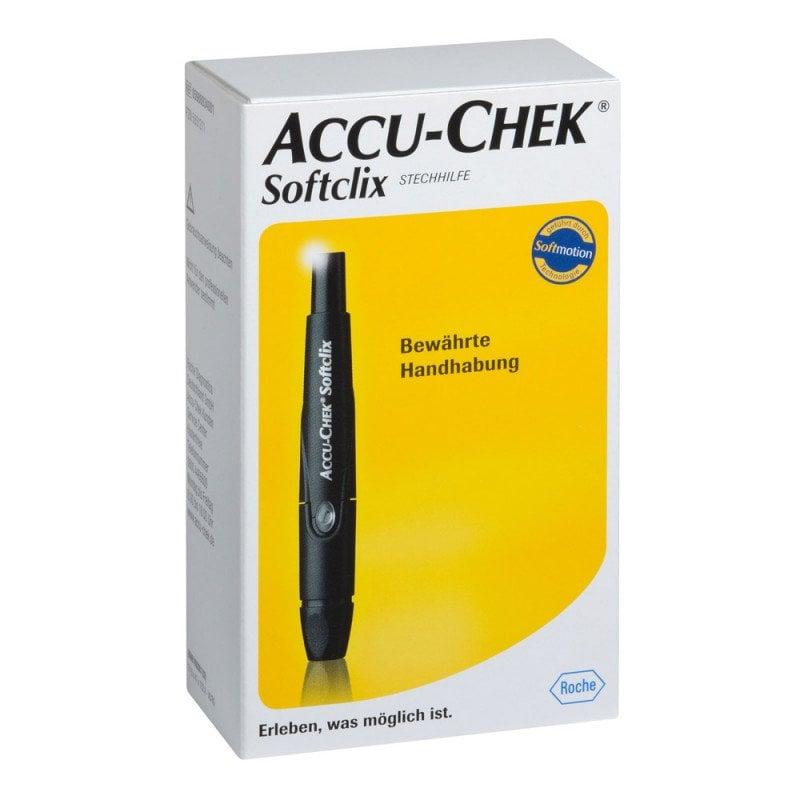 Accu-Chek Softclix dispositivo de punción
