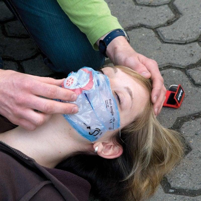 Maschera CPR Ambu Lifekey