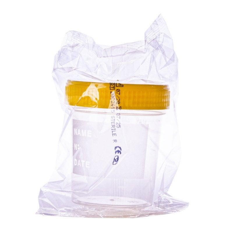 Urinbecher steril von Ampri
