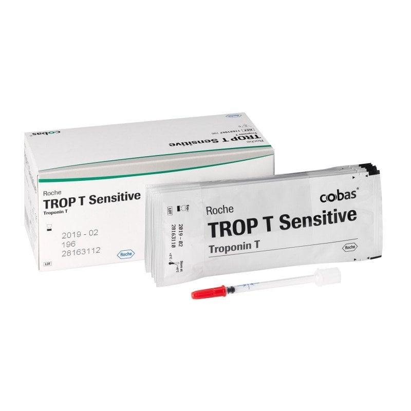 TropT sensitive Schnelltest zum Nachweis von kardialem Troponin T