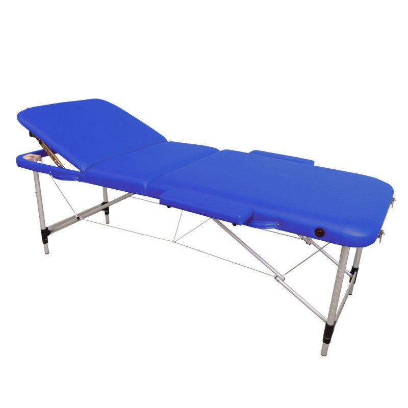 Portable Examination Table blue