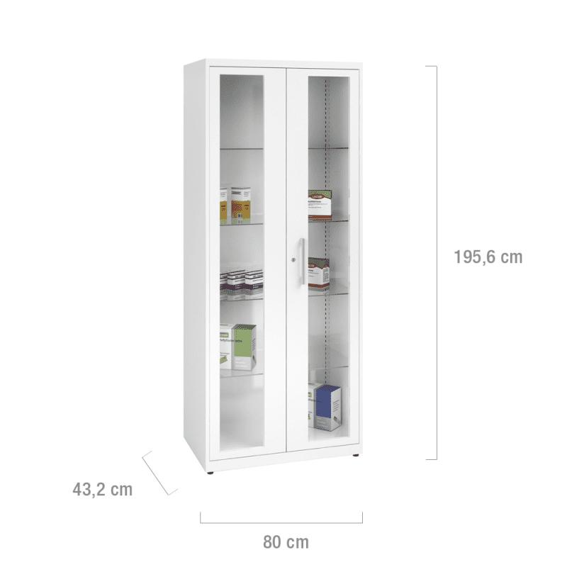 Steel Medicine Cabinet  from MAUSER