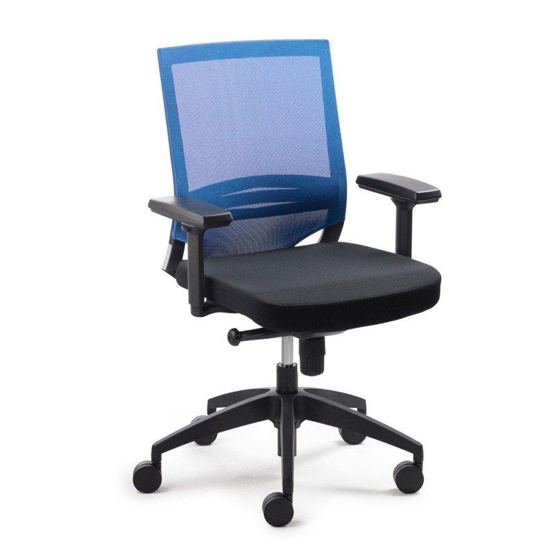 Büro-Drehstuhl My Optimax von Mayer mit LGA-geprüfter Liftfunktion