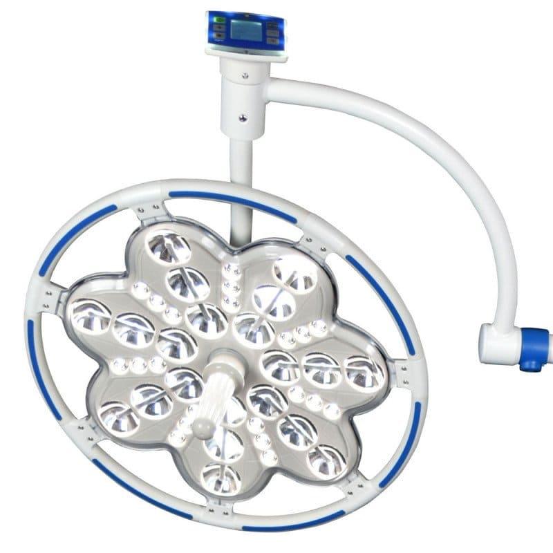 LED-OP-Leuchte EMALED 300 mit Fahrstativ