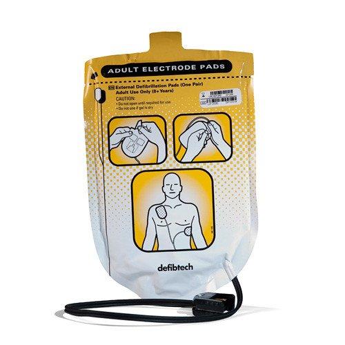 LifeLine defibrillator-elektroden voor volwassen