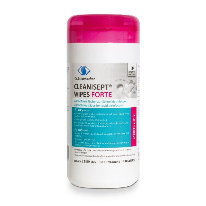Salviettine detergenti CLEANISEPT WIPES forte