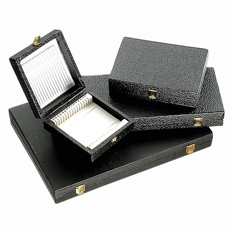 Pudełko na preparaty mikroskopowe
