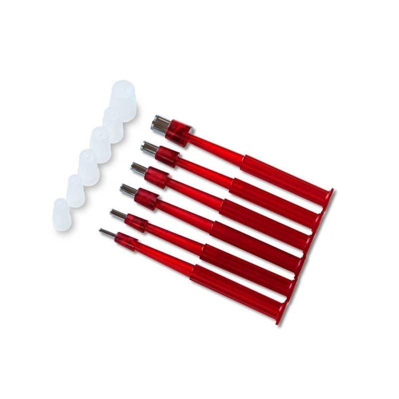 Punchs de biopsie en différentes tailles de FaroDerm GmbH