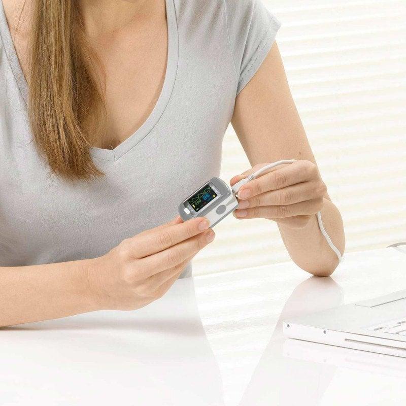 Beurer PO 80 USB Finger Pulse Oximeter