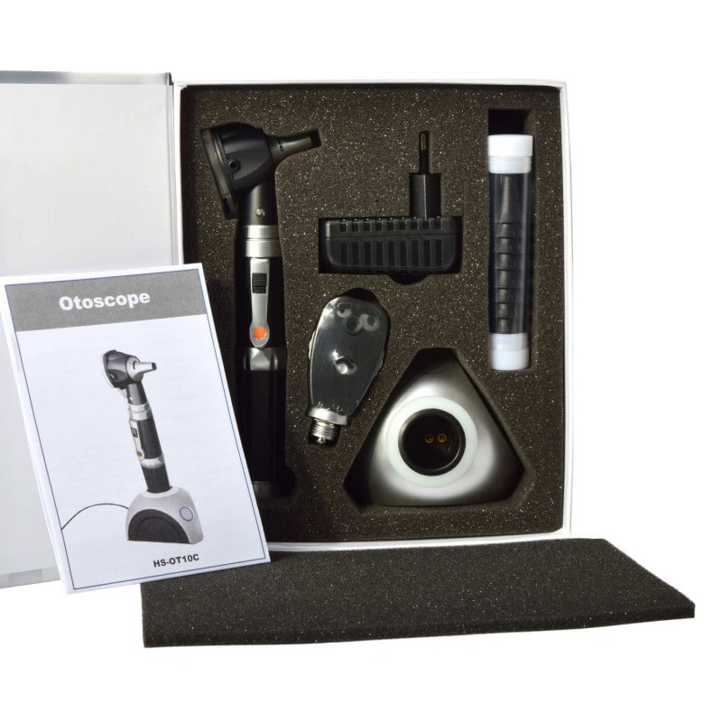 Otoscope/Ophthalmoscope Diagnostic Set