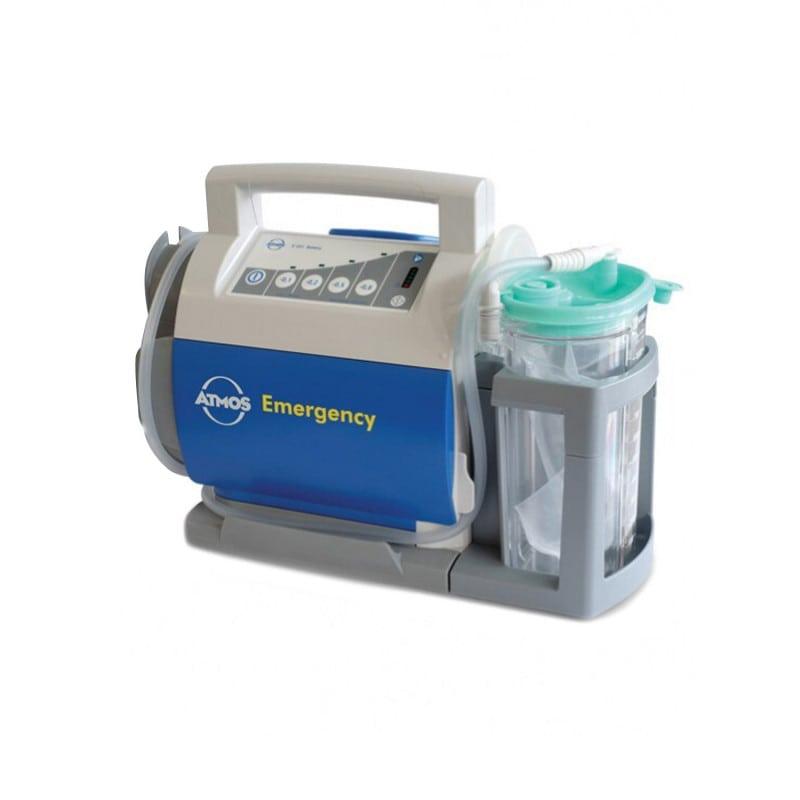 Bomba de succión de emergencia ATMOS E341 Battery