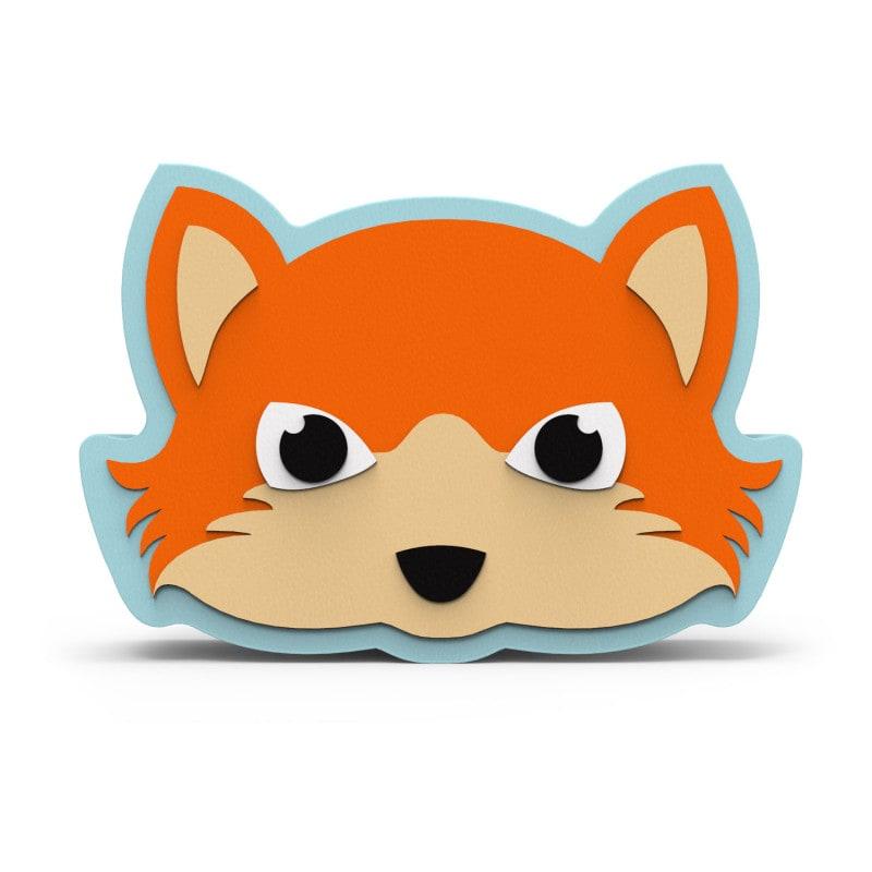 IKC Softplay Play Elements Evy Fox