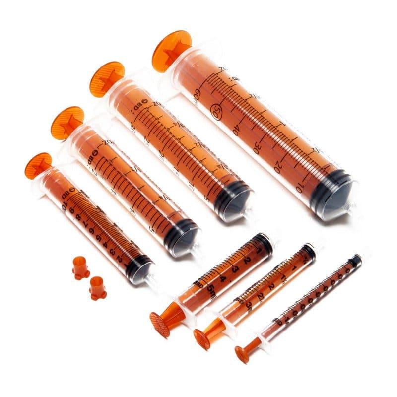 BD Enteral Syringes from BD