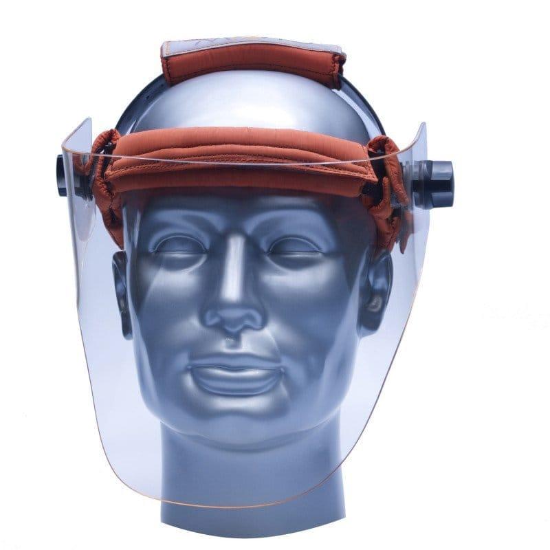 Visor protector de rayos X MAVIG hasta la barbilla