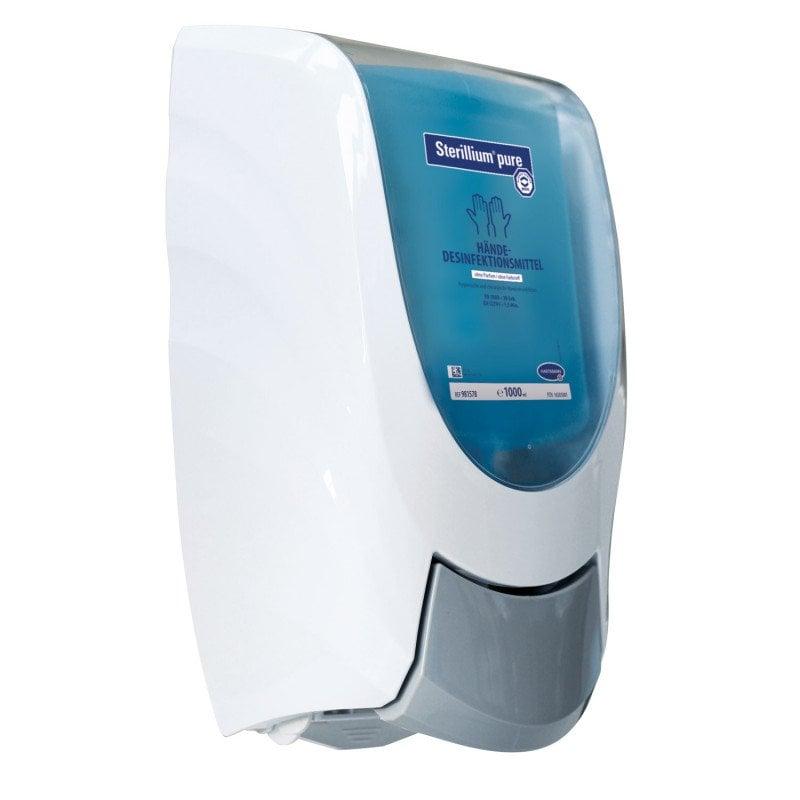 CleanSafe Manual Dispenser Basic - Plastic