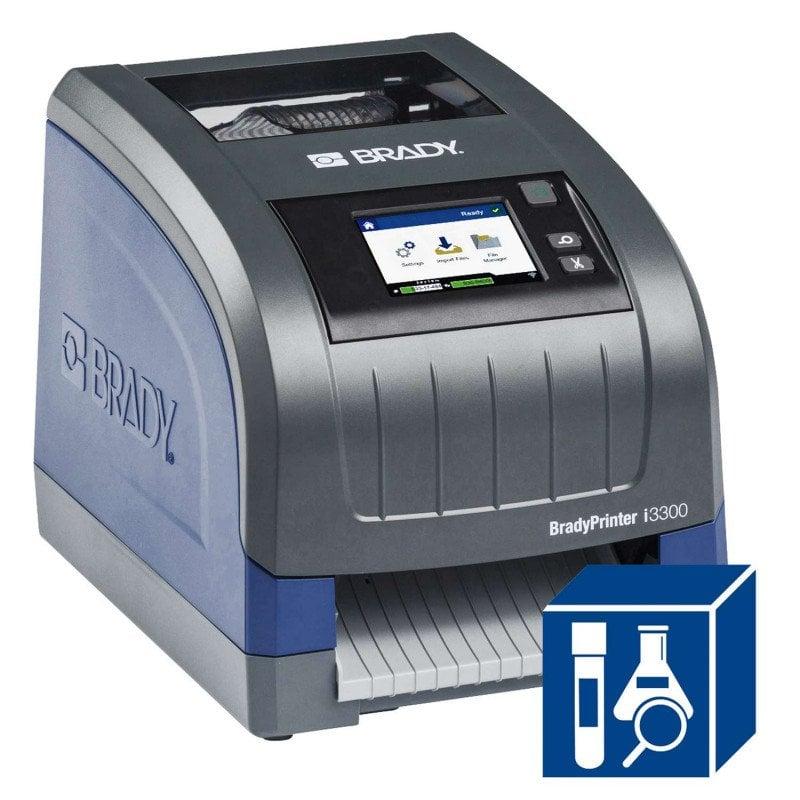 Brady Etikettendrucker i3300