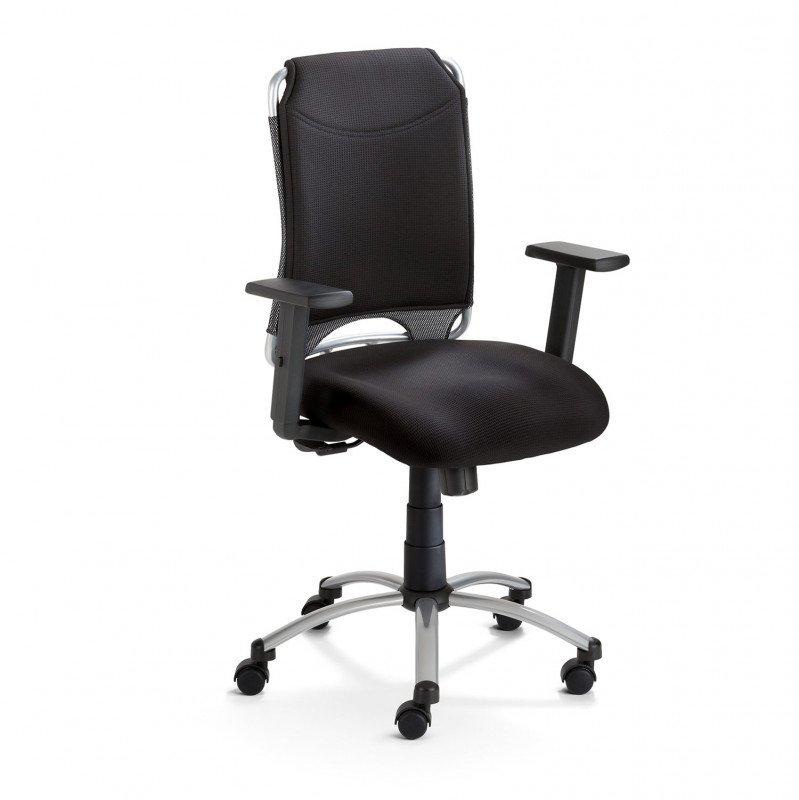mySPIRIT Swivel Chair black