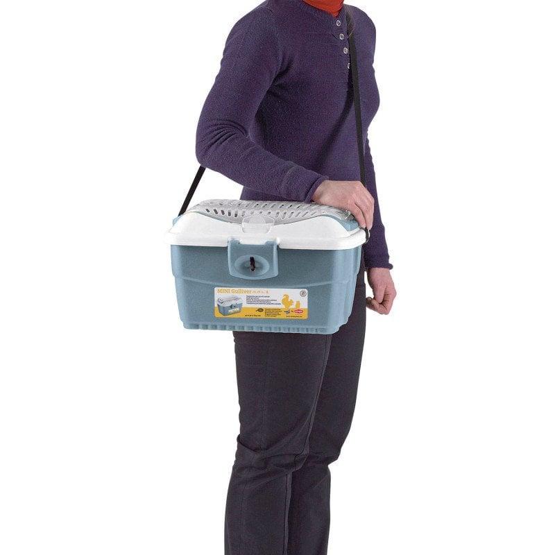 Transportbox für Kaninchen von Kerbl