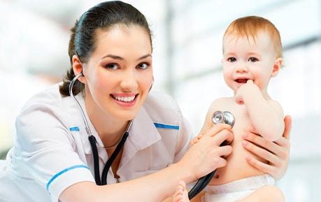 Praxisbedarf für Kinderärzte