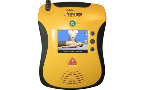 Leben retten mit dem AED