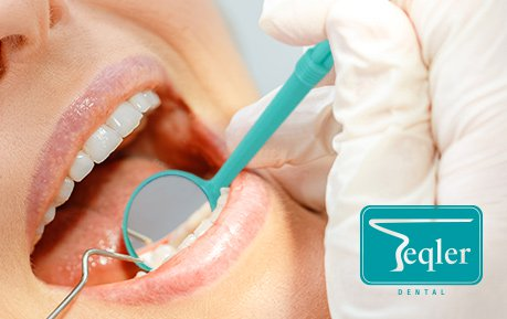 Espejo dental desechable