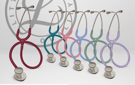 Littmann Stethoskope in vielen modernen Farben