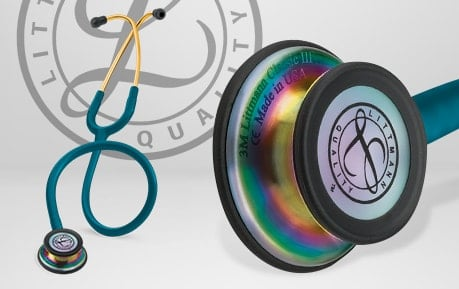 Littmann Regenbogen-Sonderedition