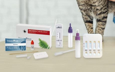 Lab Tests for Veterinary Medicine