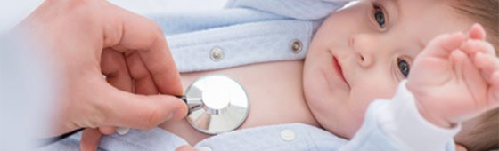 Gesundheitsuntersuchungen für Kinder