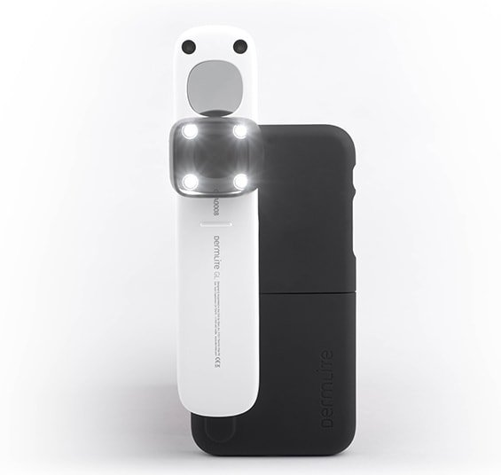 Compatibilité DermLite GL Smartphone