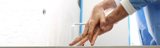 Désinfectants pour mains