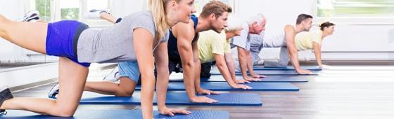 Esterillas de fitness