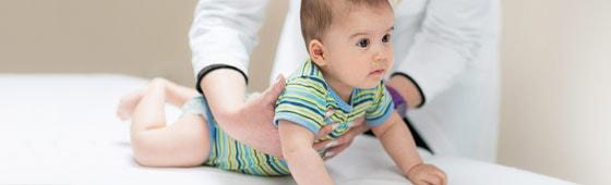 Kinder-Vorsorgeuntersuchungen