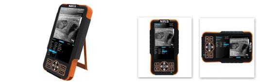 Großtier-Ultraschallgerät