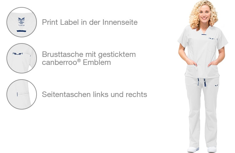 Canberroo_Frauen_Tops_Detail