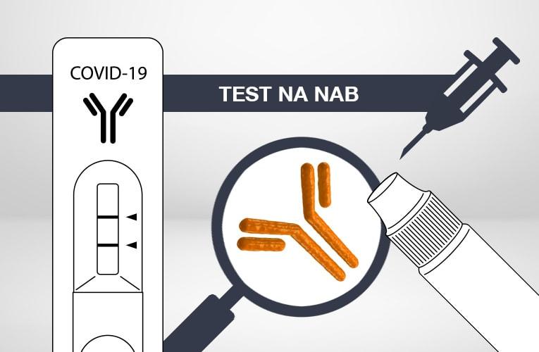 Test na przeciwciała neutralizujące (NAb)