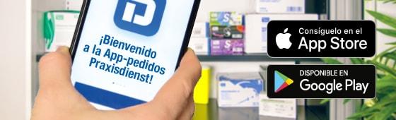 ¡Descubra nuestra App de Pedidos!
