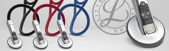 Electronic Stethoscope from Littmann