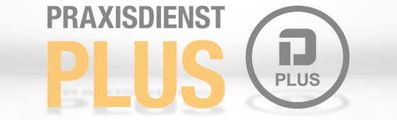 Become a Praxisdienst PLUS Customer!