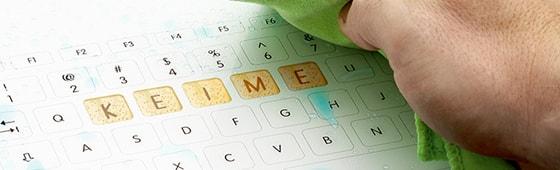 Medizinische Tastaturen und Mäuse