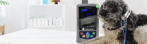 Pulsoximeter für Tiere