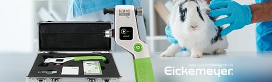 TONOVET Plus Tonometer für Tiere