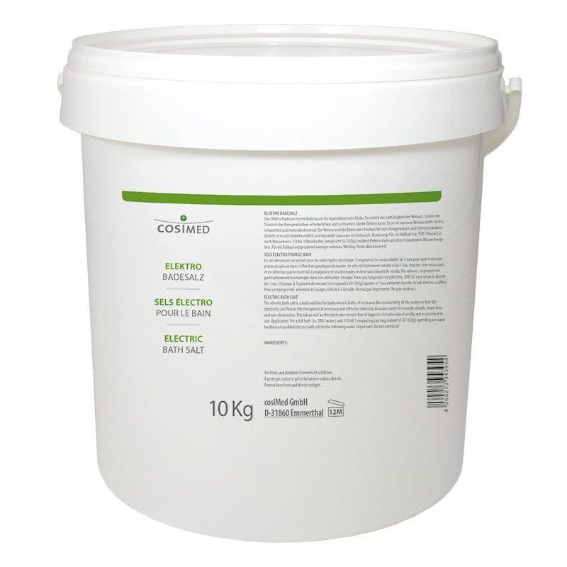 10 kg Elektro-Badesalz von cosiMed