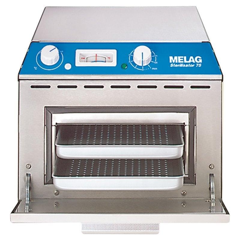 Sterilisator 75 Melag mit innovativem Ventilationssystem