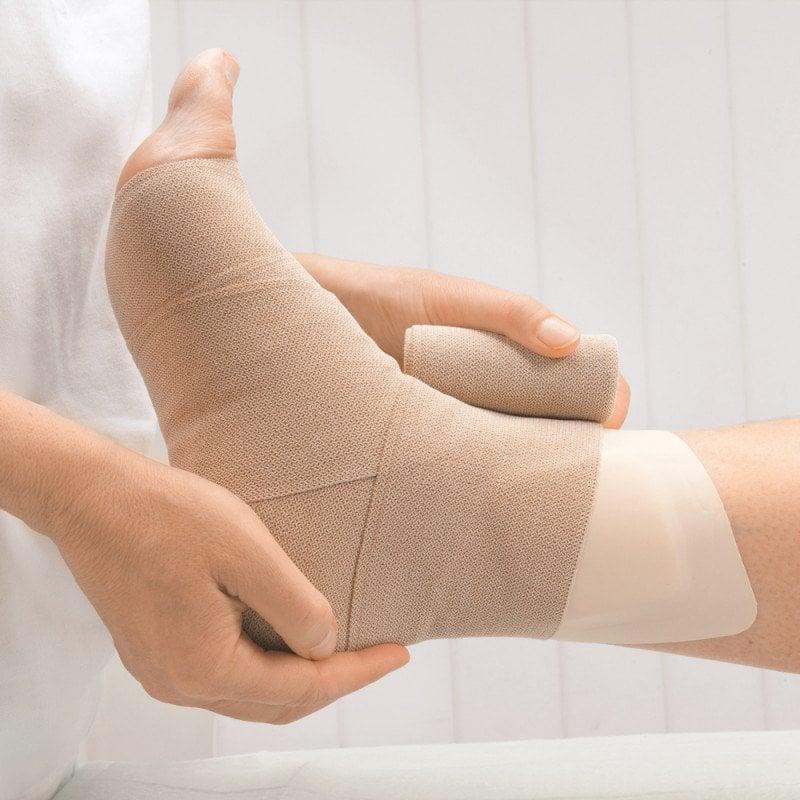 PütterFlex, benda a corta estensibilità