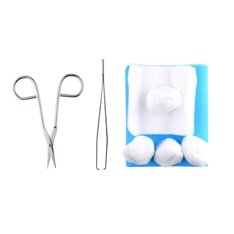 Set per medicazione ferite A Teqler