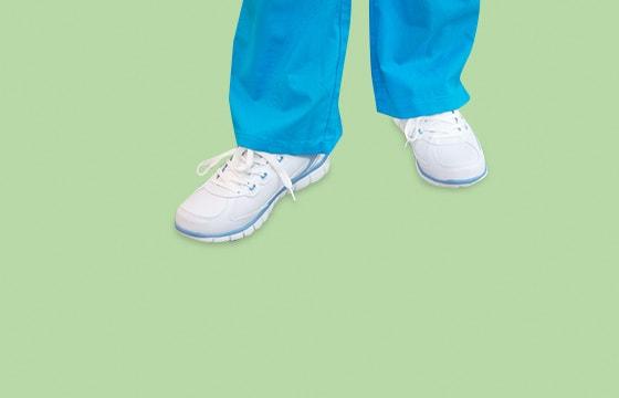Buty lekarskie