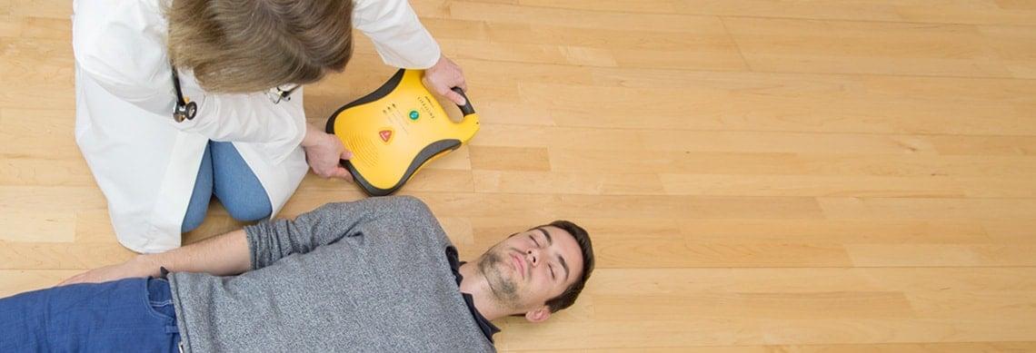 Der AED in der Arztpraxis